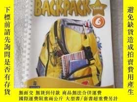 二手書博民逛書店Backpack罕見Gold: Teacher s Book 6