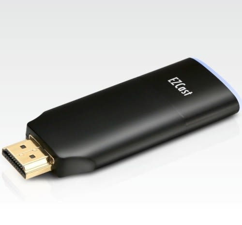 UPMOST 登昌恆 EZCast2 萬用型 無線 影音接收器 雙頻版