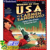 [美國直購 ShopUSA] Where in the USA is Carmen Sandiego (JC)  $786