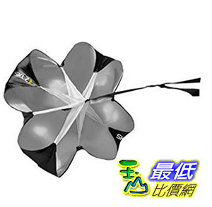 [美國直購] SKLZ SAQ-SC01-02 風阻 跑步速度 訓練器 Speed Resistance Training Parachute with Free SKLZ Carry Bag