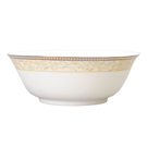 【Luzerne】陸升瓷器 Splendour Gold 23cm 反口碗公 /CW1604023