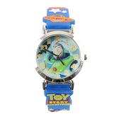 【Disney】玩具總動員 巴斯光年 造型橡膠錶帶兒童錶-星際藍/TS-3K1119P-002BE/原廠授權享一年保固
