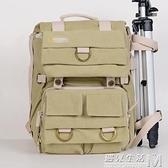 國家地理NG5160後背攝影包男女休閒單反包數碼背包防水帆布相機包