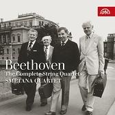 【停看聽音響唱片】【CD】貝多芬:弦樂四重奏全集 史麥塔納四重奏團 (7CD)