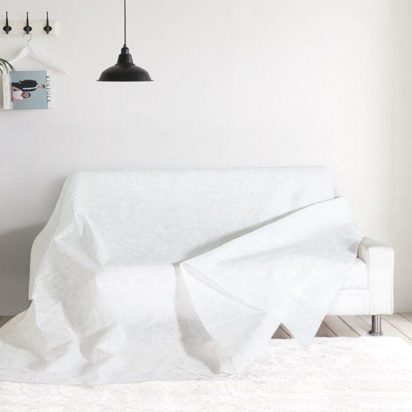 《簡單購》小型可水洗不織布居家物品家具防塵布罩