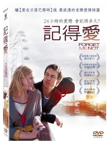 記得愛 DVD (音樂影片購)
