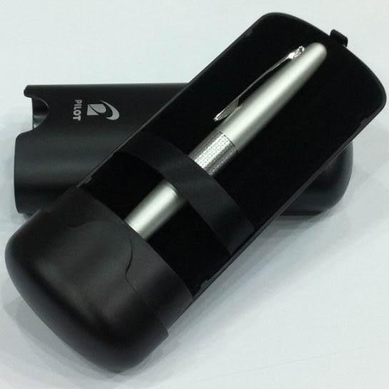 【筆坊】Pilot 時尚系列 金屬鋼珠筆/金色,銀色,黑色/共三色/附原廠盒裝