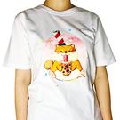 【收藏天地】創意T恤 柴犬喝珍奶   黑/白/灰色/藍/深藍/紅 創意T恤 送禮 旅遊紀念