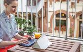 數字鍵盤    無線藍牙鍵盤ipad蘋果安卓手機平板超薄電腦巧克力鍵盤小  JD  宜室家居