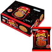 韓國 Enaak 香脆點心麵 辣味(14g*30包)盒裝【小三美日】小雞麵