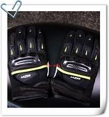 LAZER手套,防摔手套,HA-2,黑/黑