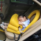 充氣式兒童汽車安全座椅3-12歲車載