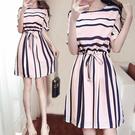 連身裙 洋裝 裙子涼感洋裝寬裙M-3XL...