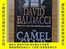 二手書博民逛書店英文原版罕見The Camel Club by David Ba