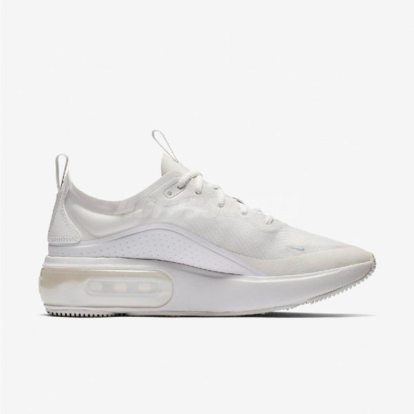 Nike 復古慢跑鞋 Wmns Air Max DIA SE 白 米白 全新系列 運動鞋 女鞋【PUMP306】 AR7410 100