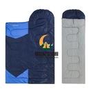 睡袋成人戶外旅行棉睡袋冬季保暖午休露營隔臟單人便攜款 1.7KG【創世紀生活館】
