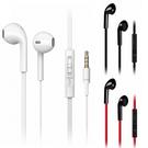SEEHOT 入耳式音樂耳機麥克風/可調整音量 (SH-MHS366)