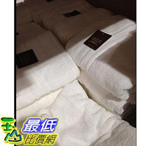[COSCO代購] GRANDEUR BATH TOWEL 印度進口純棉浴巾白色 尺寸:76X147公分 _C597160