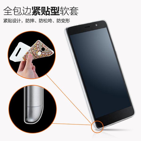 【預購】小米 紅米 Note 3 Givew彩繪立體浮雕TPU軟殼 紅米 Note 3 超薄矽膠保護套 軟殼 背蓋