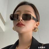 搞怪墨鏡女ins大臉顯瘦歐美復古年新款太陽鏡韓版潮網紅眼鏡 雙十二全館免運