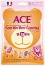 ACE - 酸熊Q水果軟糖 220g ( 法國製造 )