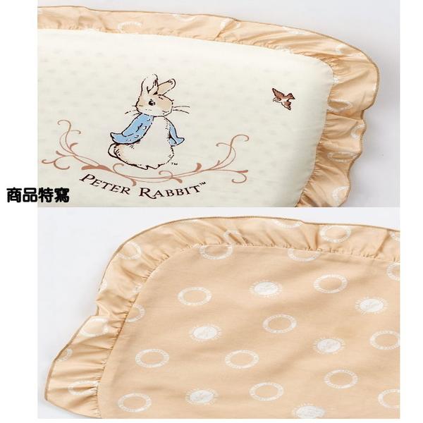 奇哥 優雅比得兔乳膠圓型枕(附2入枕套)(PLA30400C) 713元