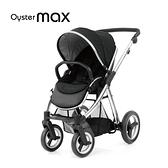 英國Oyster max雙子星嬰幼兒手推車-經典黑 M-006102014-00-FF