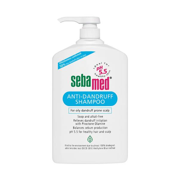 施巴5.5油性洗髮乳1000ml【康是美】
