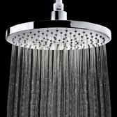 JOMOO/九牧浴室淋浴花灑噴頭增壓淋雨頂噴大單頭不銹鋼洗澡蓮蓬頭 小明同學