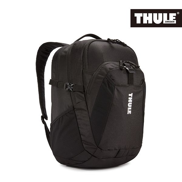 THULE-Narrator Backpack 28L筆電後背包TCAM-5216-黑