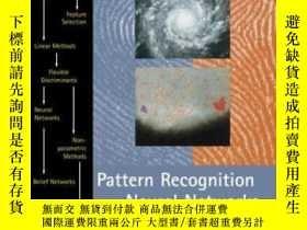二手書博民逛書店Pattern罕見Recognition And Neural NetworksY255562 Brian D