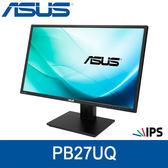 【免運費】ASUS 華碩 PB27UQ 27吋 IPS面板 4K顯示器 / 3840x2160 / 內建喇叭