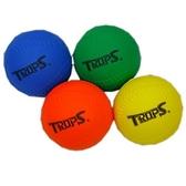 TROPS 發泡安全棒球(7cm)【愛買】