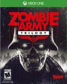 X1 Zombie Army Trilogy 殭屍部隊三部曲(美版代購)