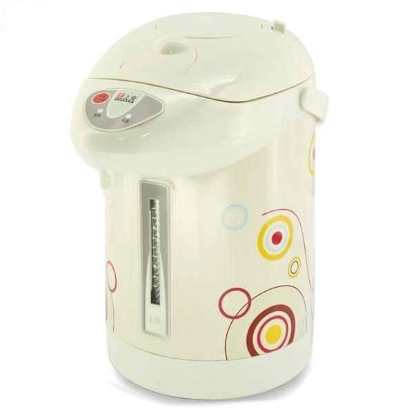 【中彰投電器】上豪(2.5L)氣壓式電熱水瓶,PT-2501/02【全館刷卡分期+免運費】