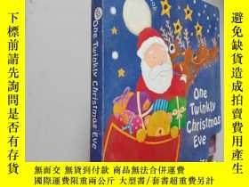 二手書博民逛書店one罕見twinkly christmas eve.Y1249