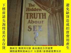 二手書博民逛書店THE罕見HIDDEN TRUTH ABOUT SEX (192