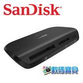免運費 SanDisk SDDR-489 ImageMate PRO USB 3.0 多合一讀卡機 (支援CF、SD、microSD等記憶卡,公司貨)