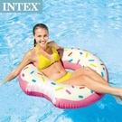 [衣林時尚] INTEX 甜甜圈游泳圈(...