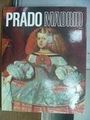 【書寶二手書T3/藝術_PQF】PRADO MADRID普拉多美術館
