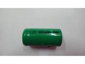 全館免運費【電池天地】2/3AA 1.2V 600mah 鎳氫充電電池 工業用電池.特殊電池