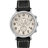 TIMEX 天美時 三眼 手錶(TXTW2R42800)