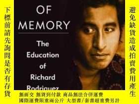 二手書博民逛書店Hunger罕見Of MemoryY256260 Richard Rodriguez Dial Press T