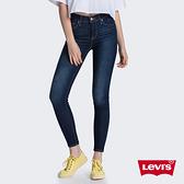 Levis 女款 310 中腰超緊身塑形窄管 / 超彈力牛仔褲 / 專利縮腹修身設計