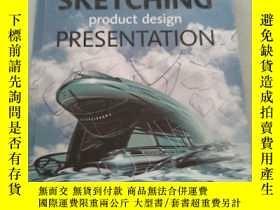 二手書博民逛書店Sketching,罕見Product Design Prese