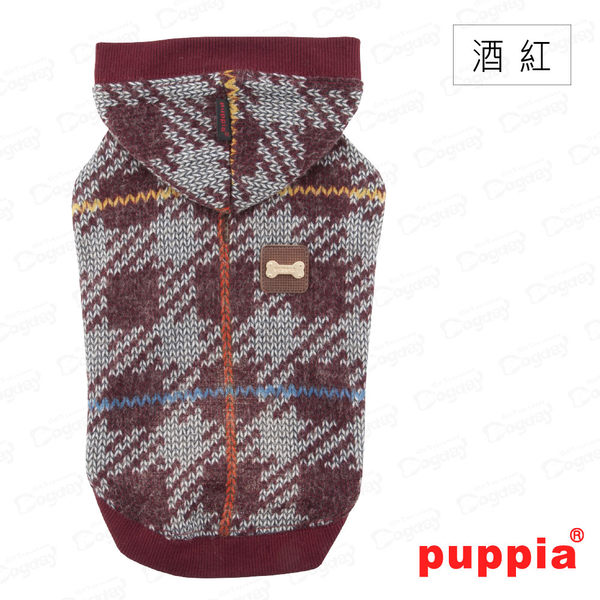 國際名品《Puppia》冬至線衫 S/M號 小狗衣服 狗衣服 狗毛衣 貴賓/馬爾濟斯/吉娃娃