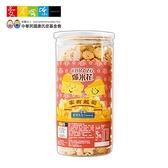 【愛不囉嗦】家庭號爆米花 - 起司200g/罐