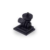 LOOKING錄得清 L102 螺旋黏貼式 行車記錄器支架 180度調整 3M背膠 通用型  黑色