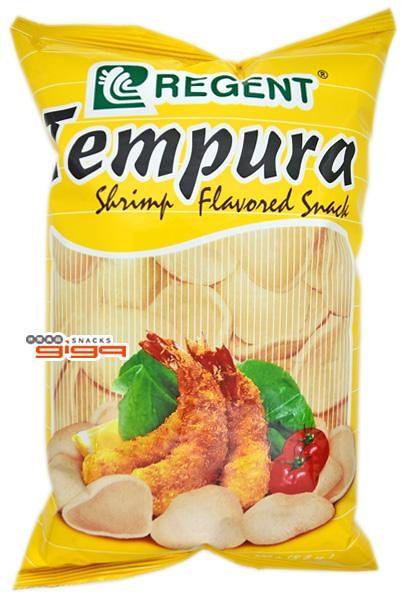 【嘉騰小舖】REGENT Tempura 蝦味脆餅 每包100公克,產地菲律賓,甜不辣蝦餅 {108318}[#1]