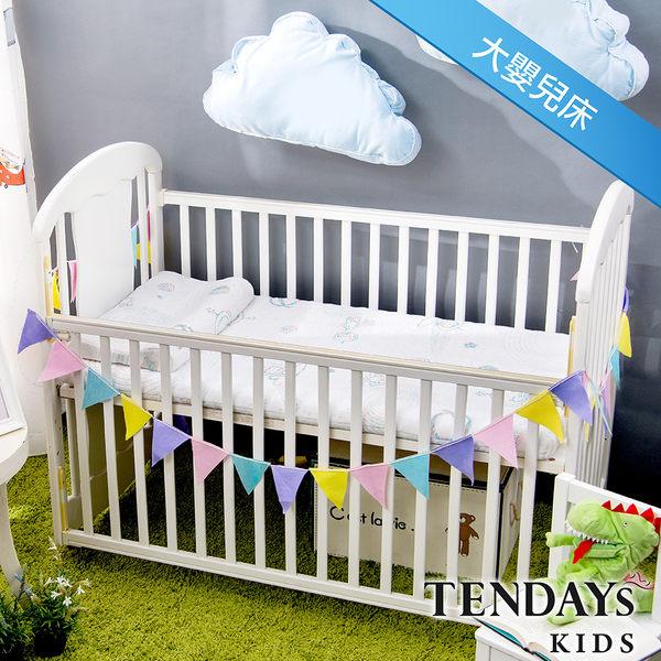 TENDAYs 太空幻象嬰兒護脊記憶床墊大單(5cm厚 記憶床)